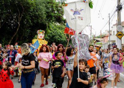 bloco infantil samba tetê