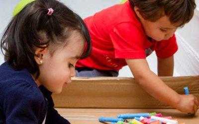 Por que amamos fazer Recreação infantil?